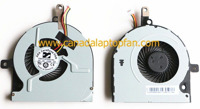 Toshiba Satellite C55D-B5319 Laptop CPU Fan